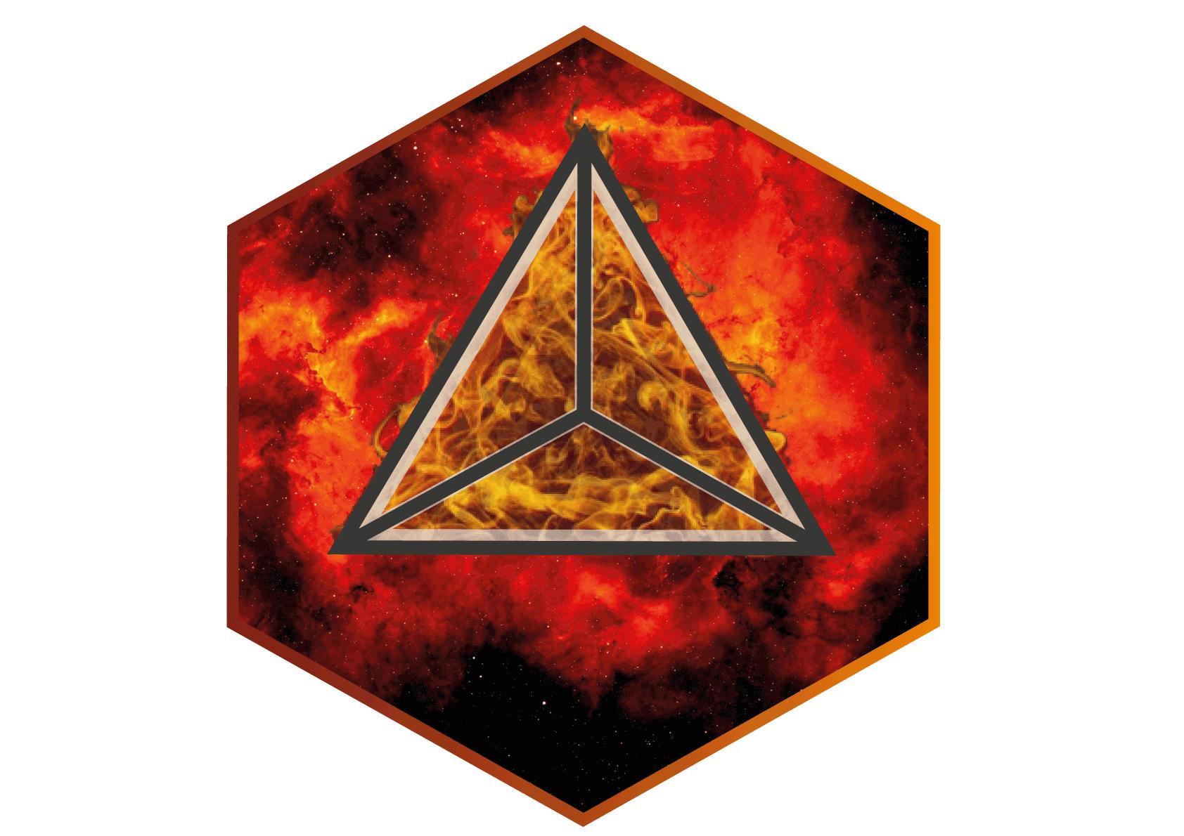 Огонь-лого